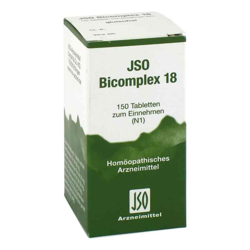 Jso Bicomplex Heilmittel Nummer  18  bei apo-discounter.de bestellen