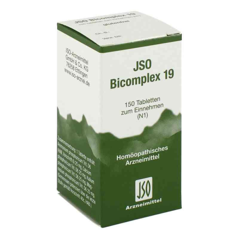 Jso Bicomplex Heilmittel Nummer  19  bei apo-discounter.de bestellen