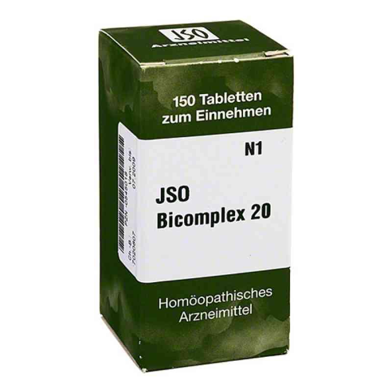 Jso Bicomplex Heilmittel Nummer  20  bei apo-discounter.de bestellen