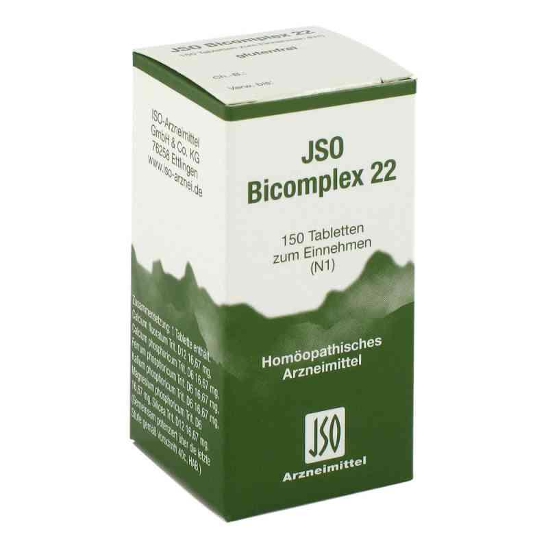 Jso Bicomplex Heilmittel Nummer  22  bei apo-discounter.de bestellen