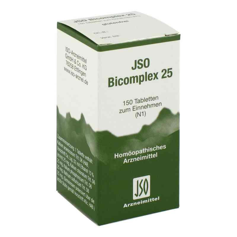 Jso Bicomplex Heilmittel Nummer  25  bei apo-discounter.de bestellen