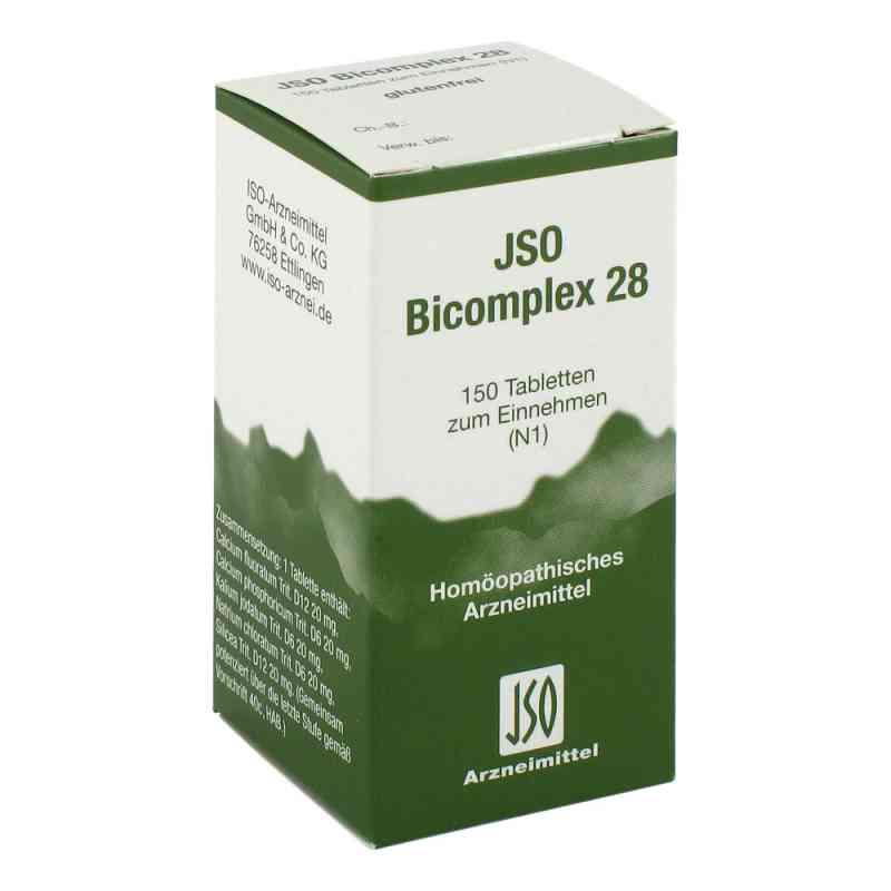 Jso Bicomplex Heilmittel Nummer  28  bei apo-discounter.de bestellen