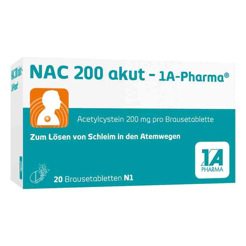 NAC 200 akut-1A Pharma  bei apo-discounter.de bestellen