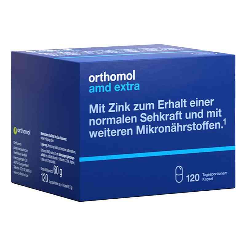 Orthomol Amd extra Kapseln  bei apo-discounter.de bestellen