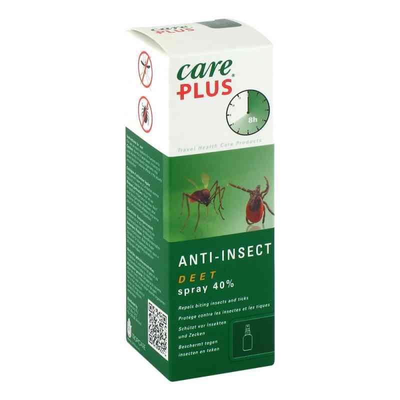 Care Plus Deet Anti Insect Spray 40%  bei apo-discounter.de bestellen