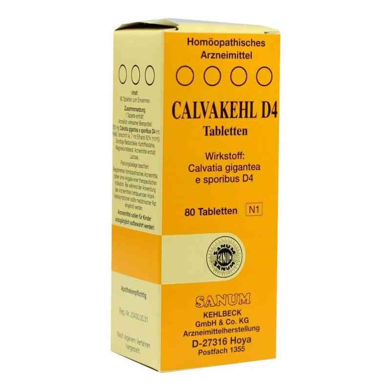 Calvakehl D4 Tabletten  bei apo-discounter.de bestellen