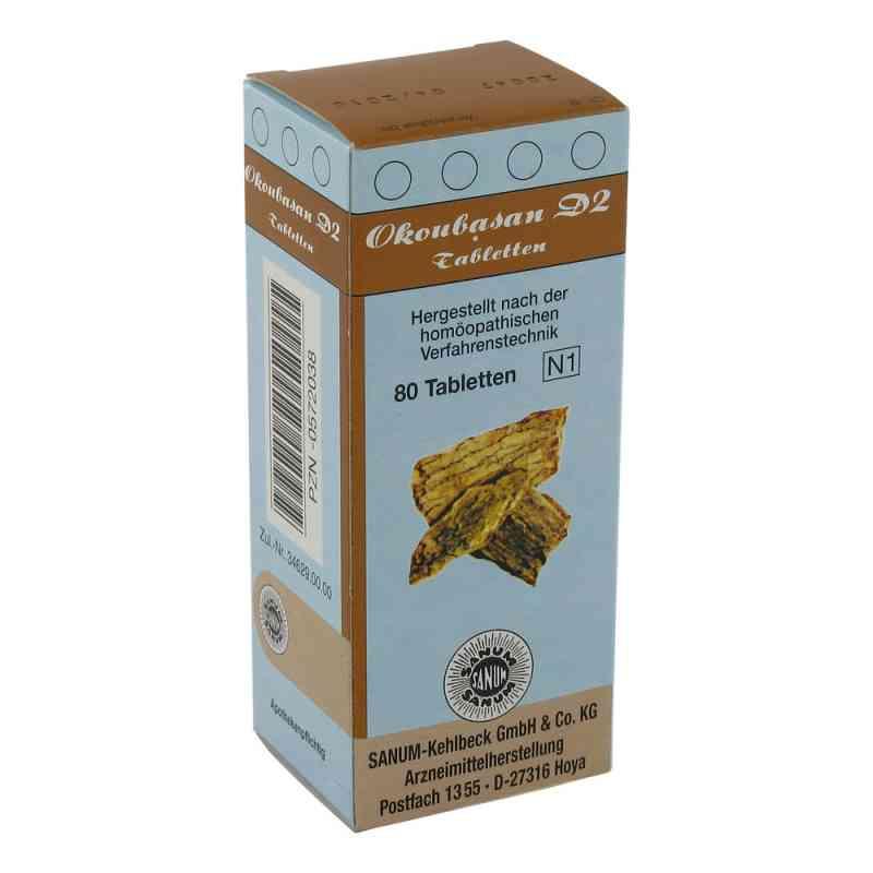 Okoubasan D2 Tabletten  bei apo-discounter.de bestellen