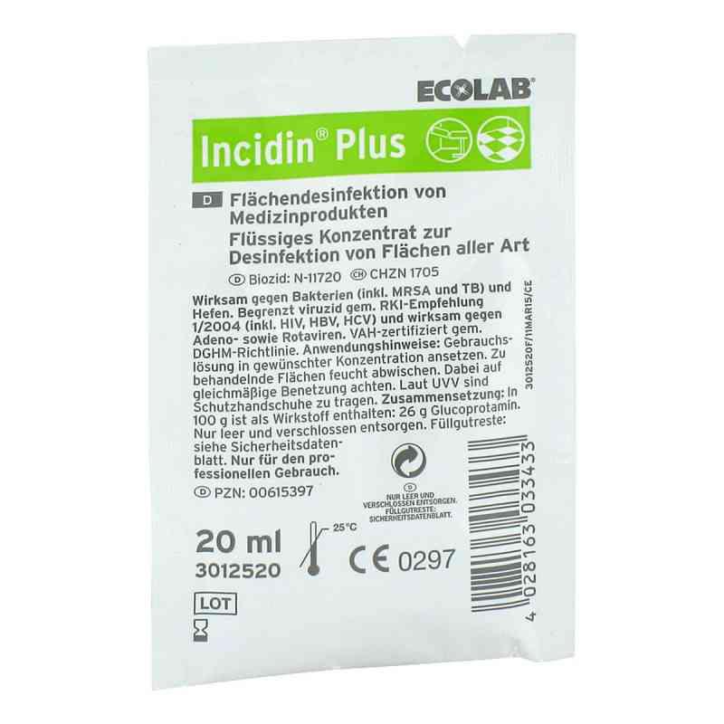 Incidin Plus Flächendesinfektion flüssig  bei apo-discounter.de bestellen