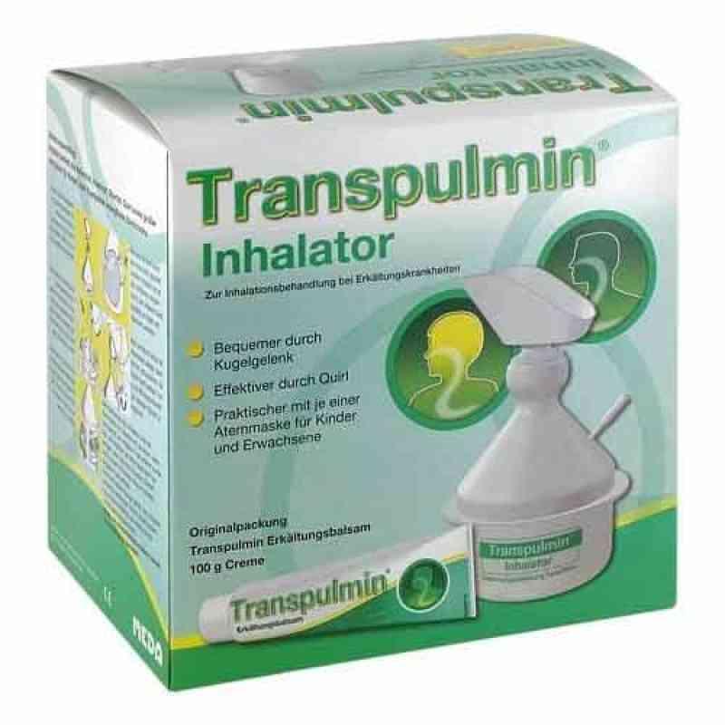 Transpulmin Erkältungsbalsam + Inhalator  bei apo-discounter.de bestellen