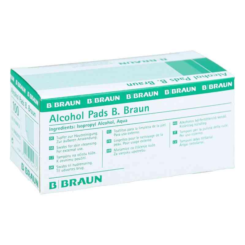 Alcohol Pads B.braun Tupfer  bei apo-discounter.de bestellen