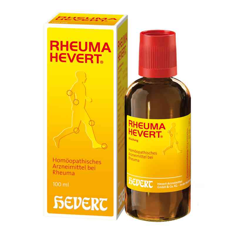 Rheuma Hevert Tropfen  bei apo-discounter.de bestellen