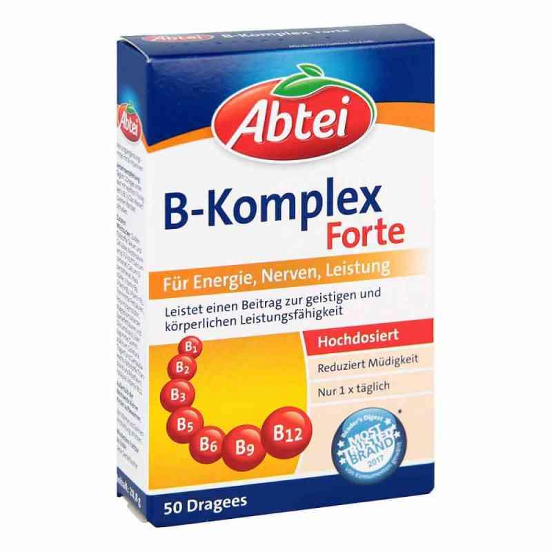Abtei Vitamin B Komplex forte überzogene Tab.  bei apo-discounter.de bestellen