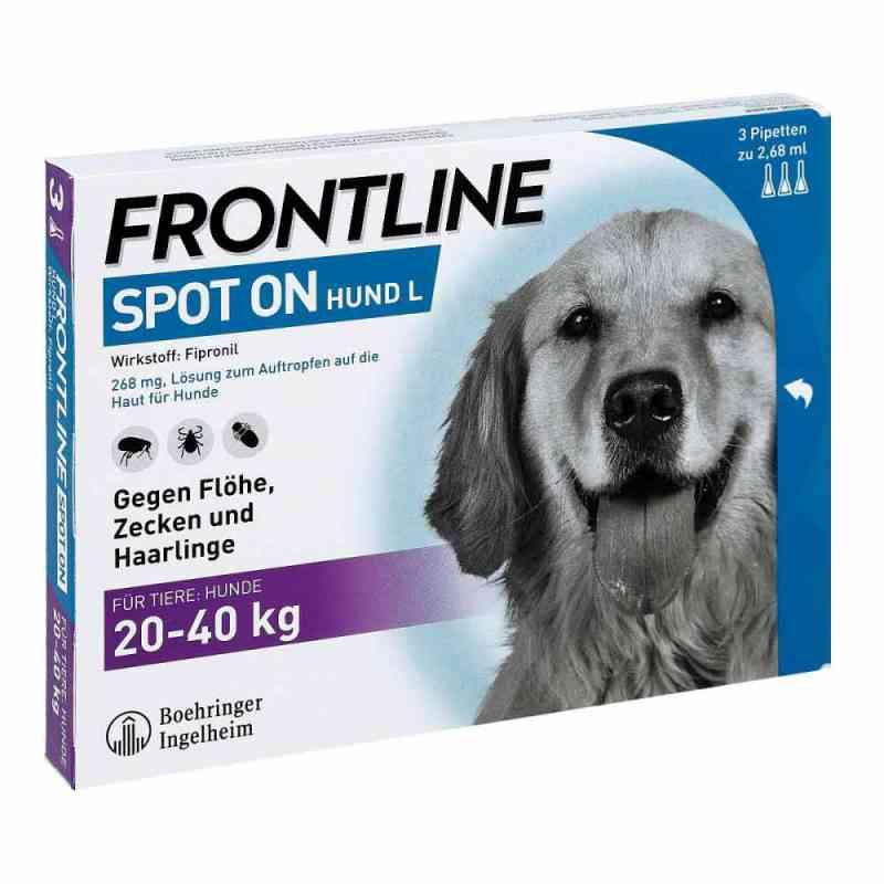 Frontline Spot on H 40 veterinär  Lösung  bei bioapotheke.de bestellen