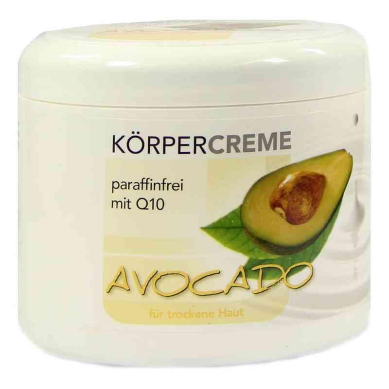 Avocado Körpercreme Q10  bei apo-discounter.de bestellen