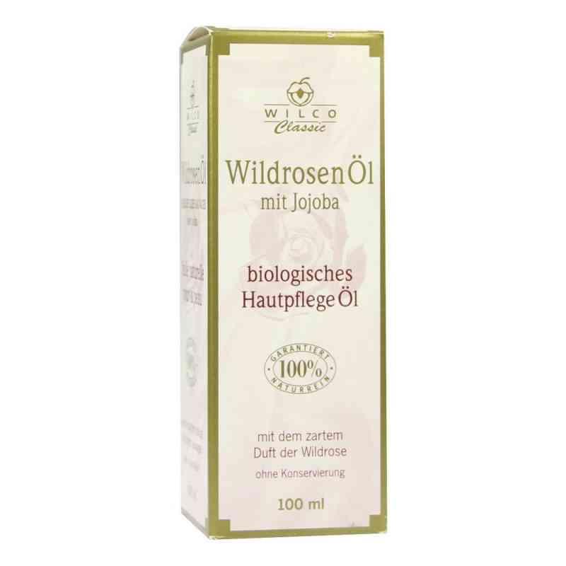 Wildrosenöl 100% naturrein mit Jojoba  bei apo-discounter.de bestellen