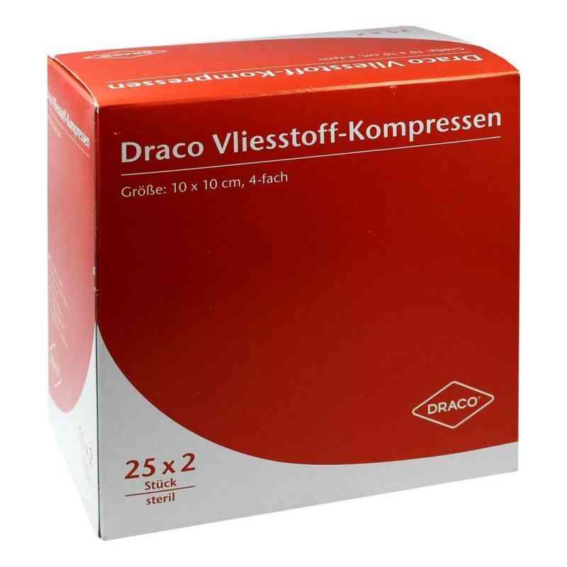 Vliesstoff-Kompressen 10x10 cm steril 4-fach  bei apo-discounter.de bestellen