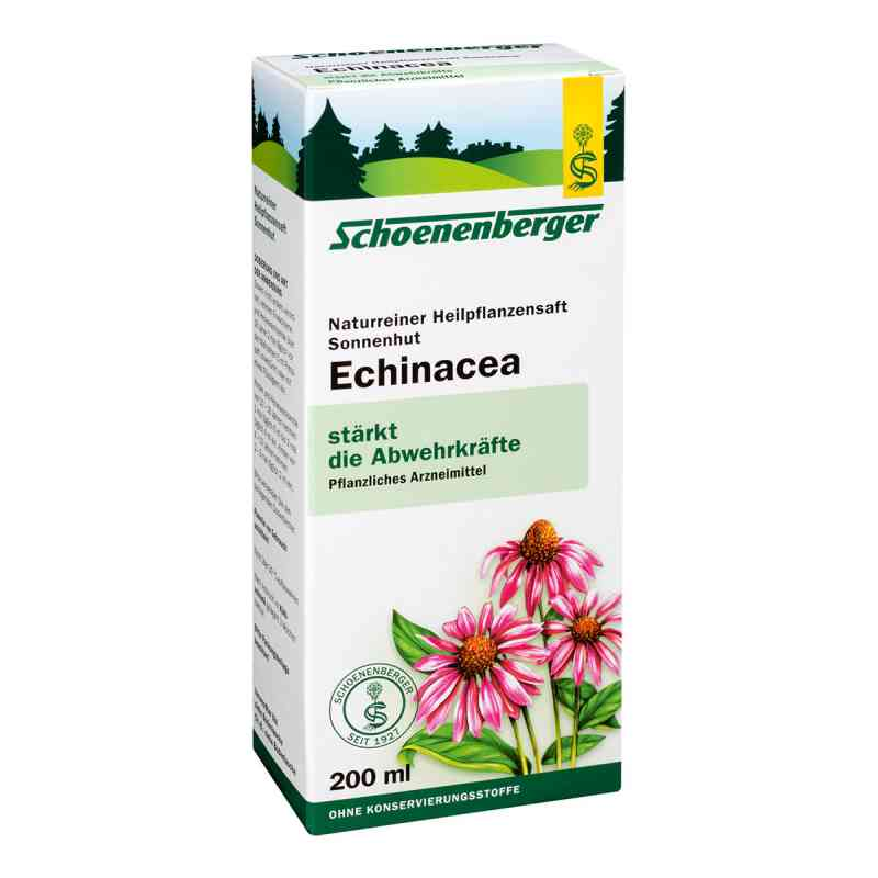 Echinaceasaft Schoenenberger  bei apo-discounter.de bestellen
