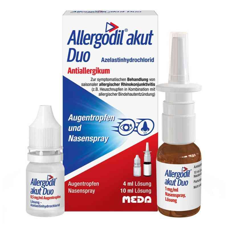 Allergodil akut Duo  bei apo-discounter.de bestellen