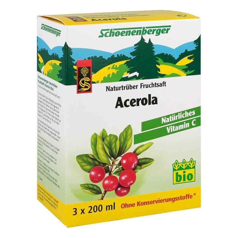 Acerola Saft Schoenenberger Heilpflanzensäfte  bei apo-discounter.de bestellen