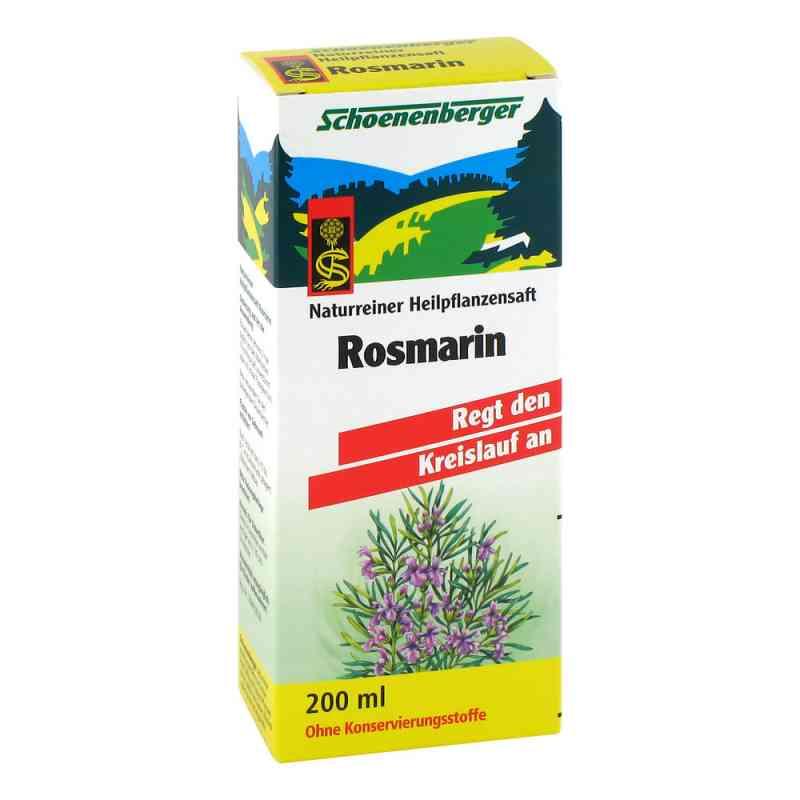 Rosmarin Saft Schoenenberger Heilpflanzensäfte  bei apo-discounter.de bestellen