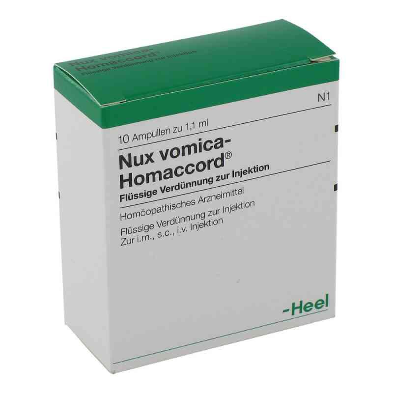 Nux Vomica Homaccord Ampullen  bei apo-discounter.de bestellen