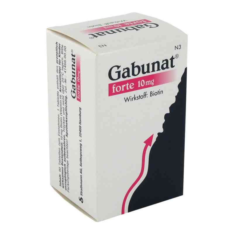 Gabunat forte 10 mg Tabletten  bei apo-discounter.de bestellen