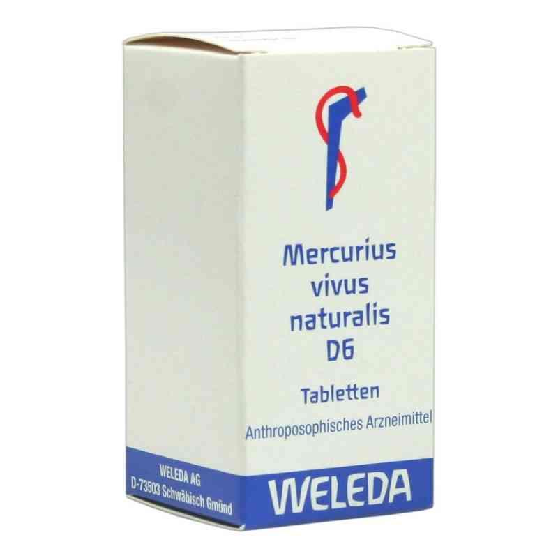 Mercurius Vivus Naturalis D6  Tabletten  bei apo-discounter.de bestellen