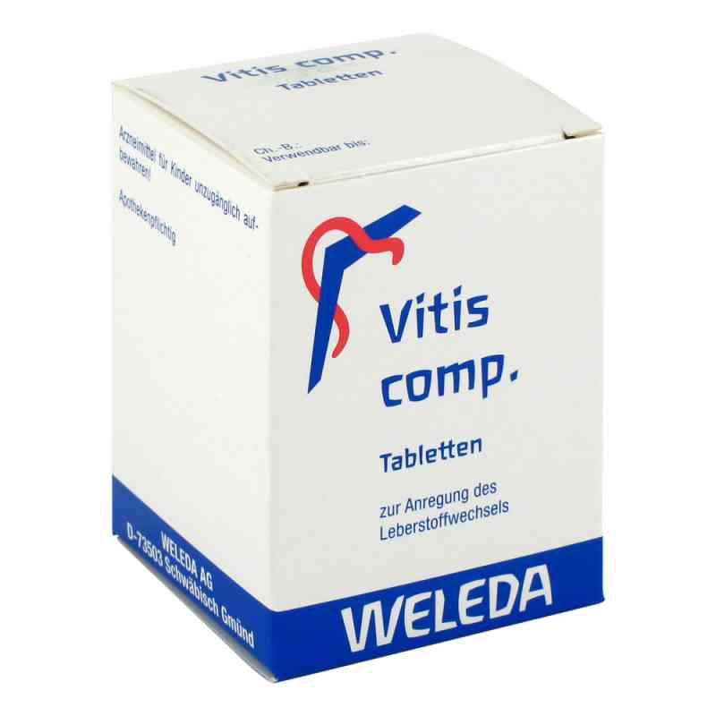 Vitis compositus Tabletten  bei apo-discounter.de bestellen