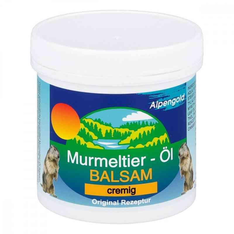 Murmeltieröl Pflege Balsam  bei apo-discounter.de bestellen