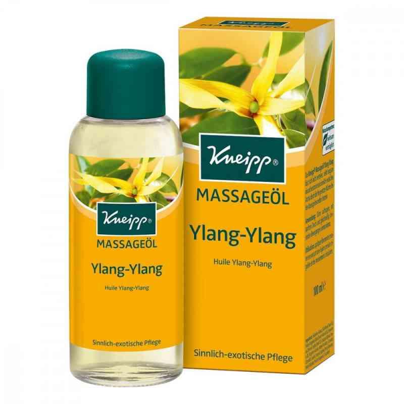 Kneipp Massageöl Ylang Ylang pflegend  bei apo-discounter.de bestellen