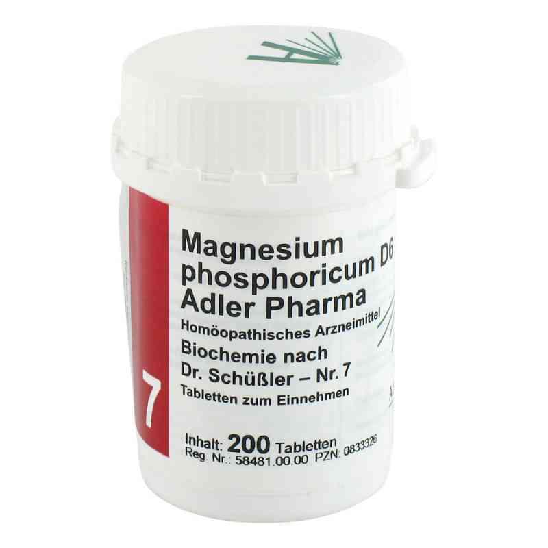 Biochemie Adler 7 Magnesium phosphoricum D 6 Adl.p. Tabletten   bei apo-discounter.de bestellen