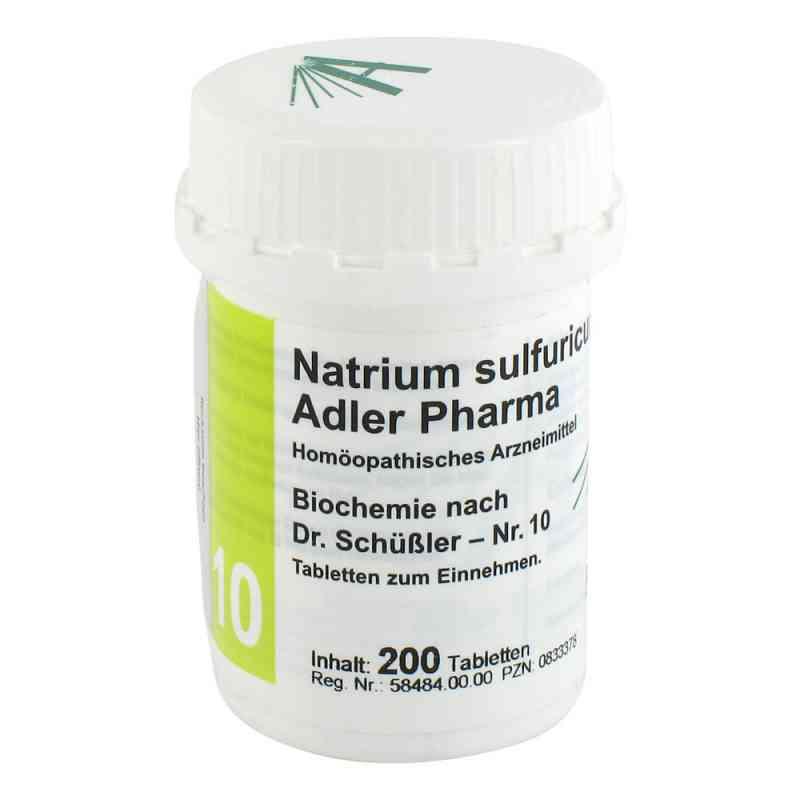 Biochemie Adler 10 Natrium sulf.D6 Adl.ph. Tabletten   bei apo-discounter.de bestellen
