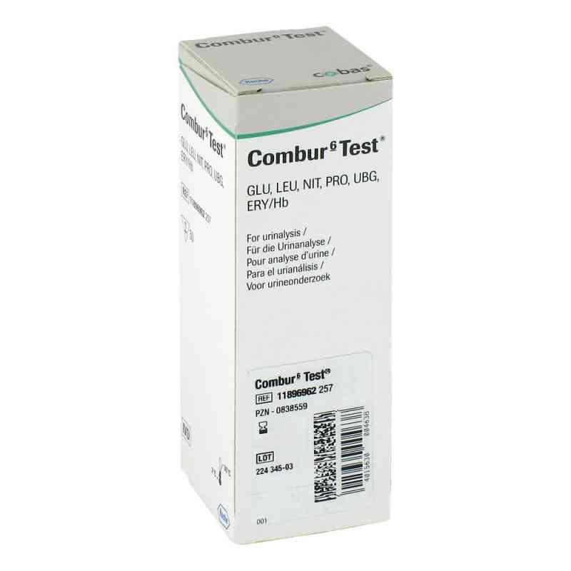 Combur 6 Test Teststreifen  bei apo-discounter.de bestellen
