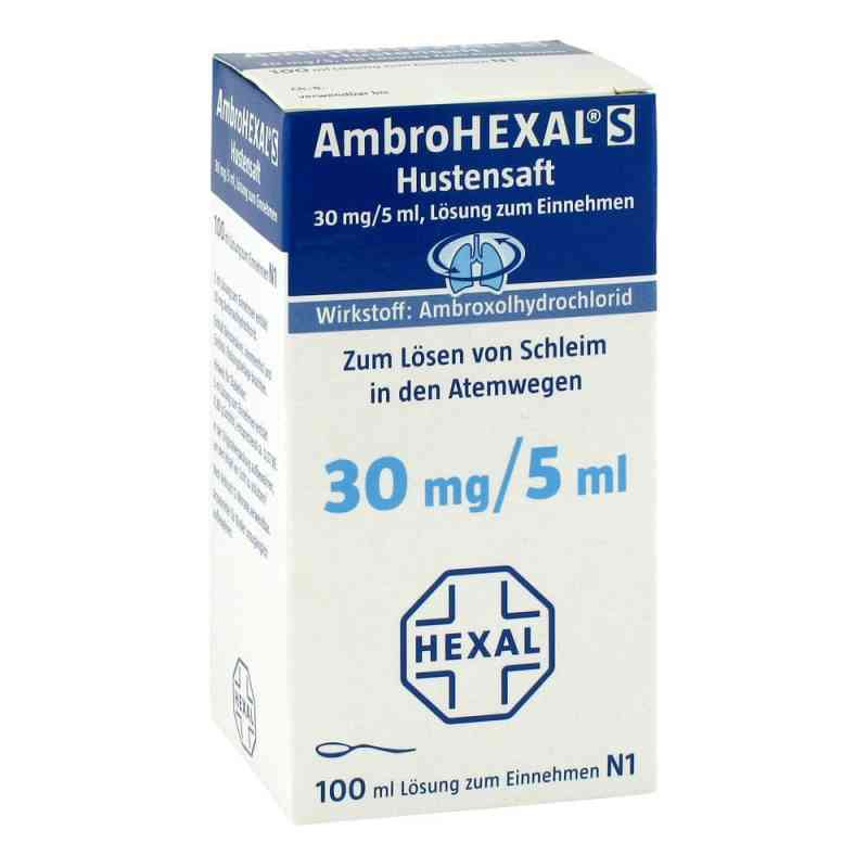 AmbroHEXAL S Hustensaft 30mg/5ml  bei apo-discounter.de bestellen