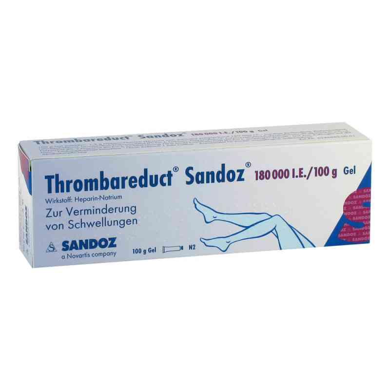 Thrombareduct Sandoz 180000 I.E./100g Gel  bei apo-discounter.de bestellen
