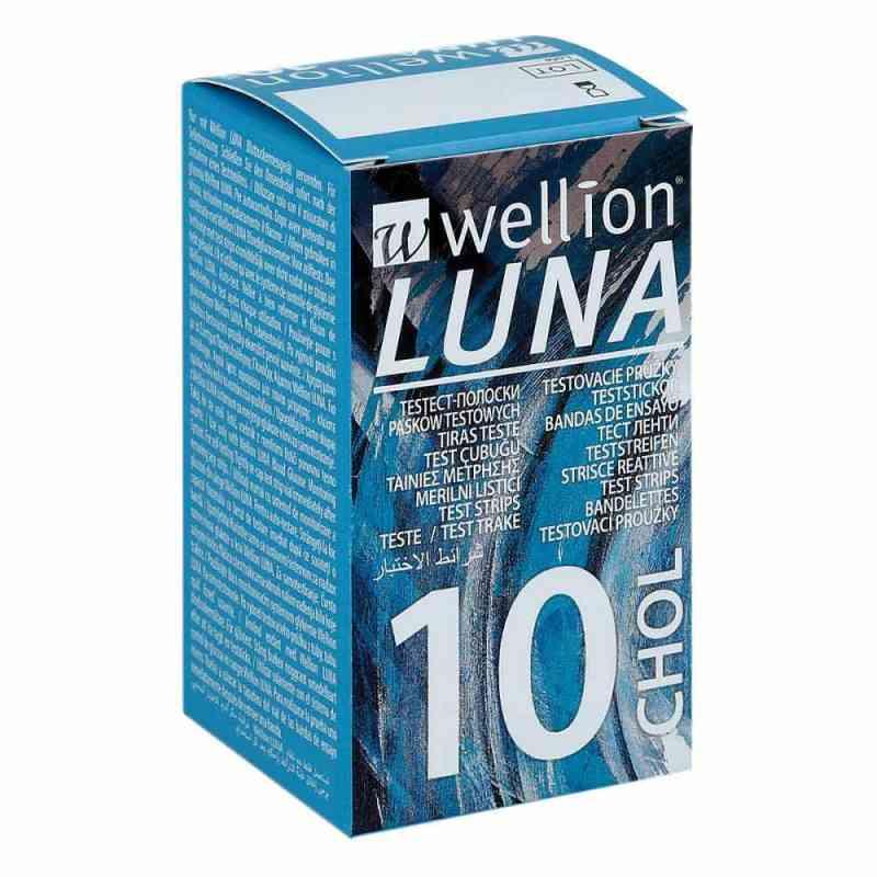 Wellion Luna Cholesterinteststreifen  bei apo-discounter.de bestellen