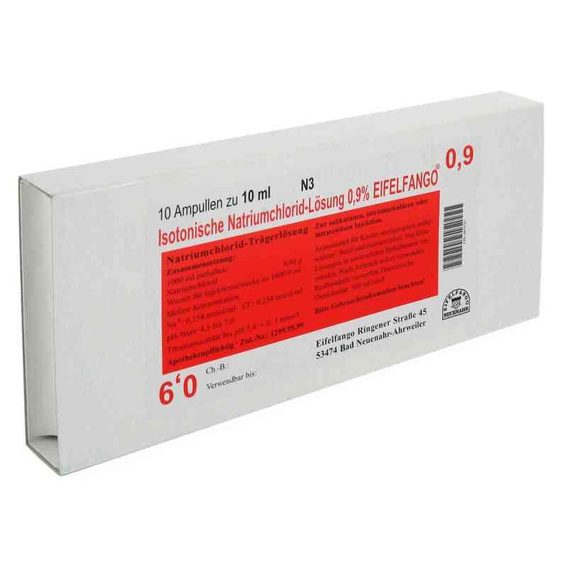 Isotonische Nacl Lösung 0,9% Eifelfango iniecto -lsg.  bei apo-discounter.de bestellen