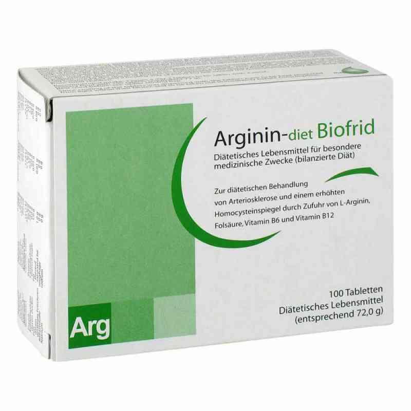 Arginin-diet Biofrid Tabletten  bei apo-discounter.de bestellen