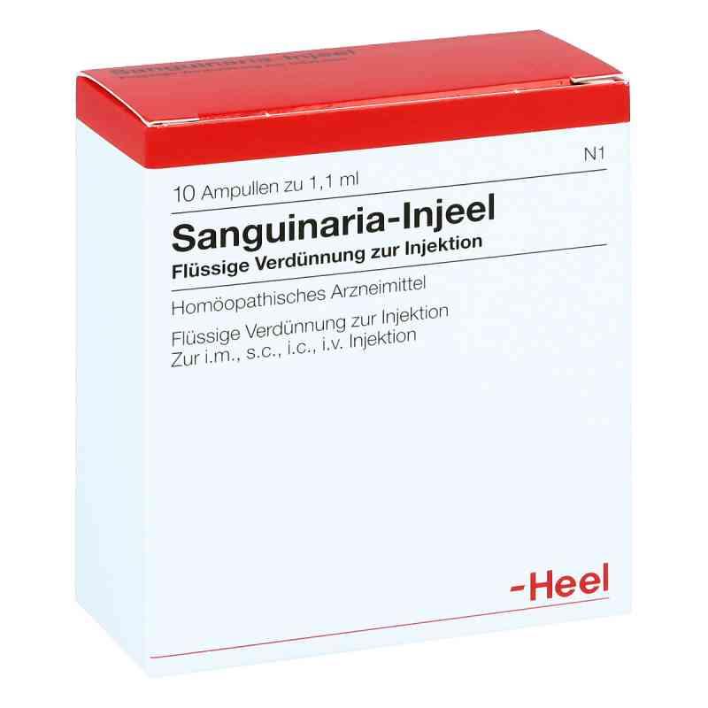Sanguinaria Injeel Ampullen  bei apo-discounter.de bestellen