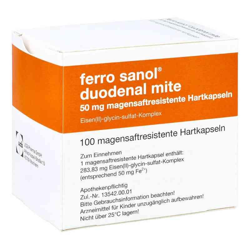 Ferro sanol duodenal mite 50mg  bei apo-discounter.de bestellen