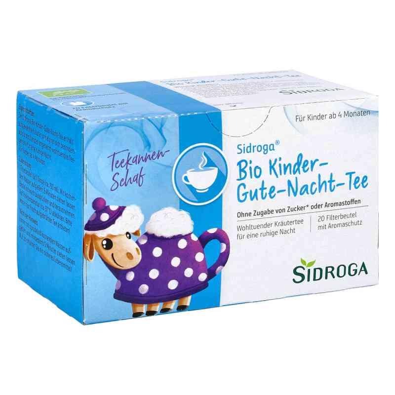 Sidroga Bio Kinder-Gute-Nacht-Tee Filterbeutel  bei apo-discounter.de bestellen