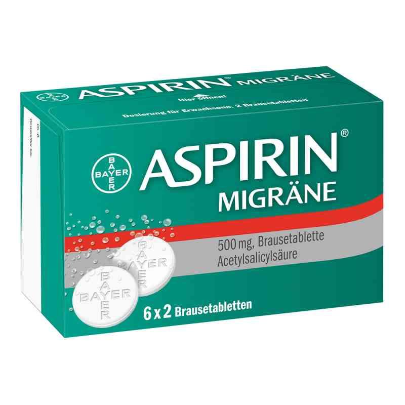 Aspirin Migräne Brausetabletten  bei apo-discounter.de bestellen