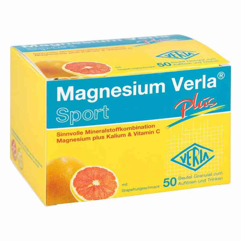 Magnesium Verla plus Granulat  bei apo-discounter.de bestellen
