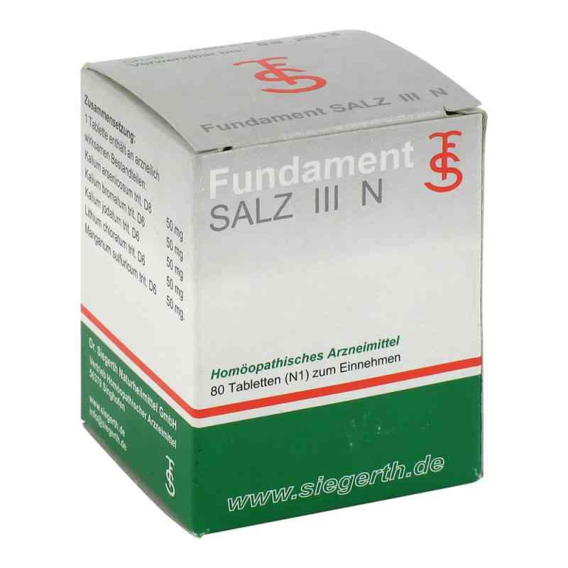 Fundament Salz Iii N Tabletten  bei apo-discounter.de bestellen
