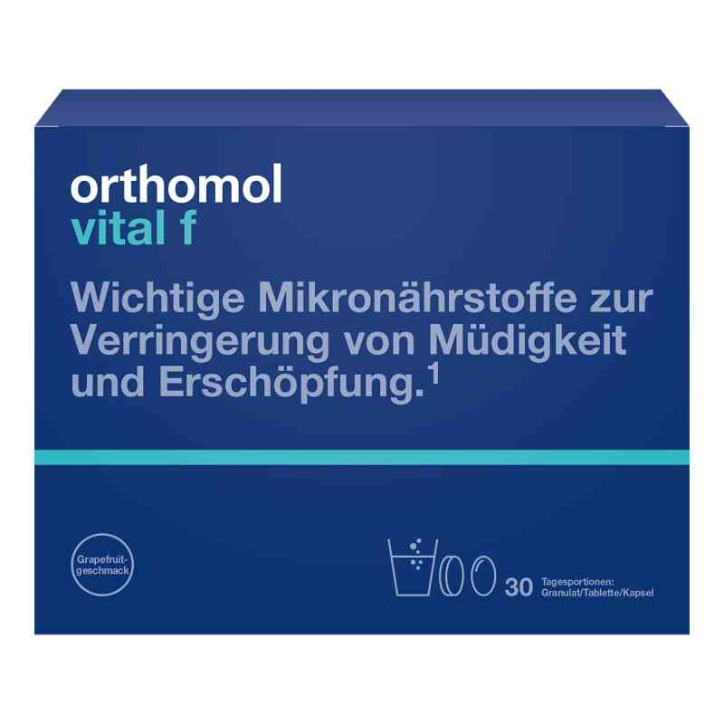 Orthomol Vital F Grapefruit Granulat/kaps.  bei apo-discounter.de bestellen