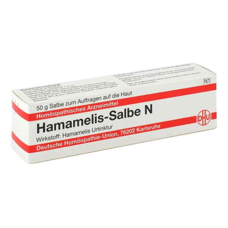 Hamamelis Salbe N  bei apo-discounter.de bestellen