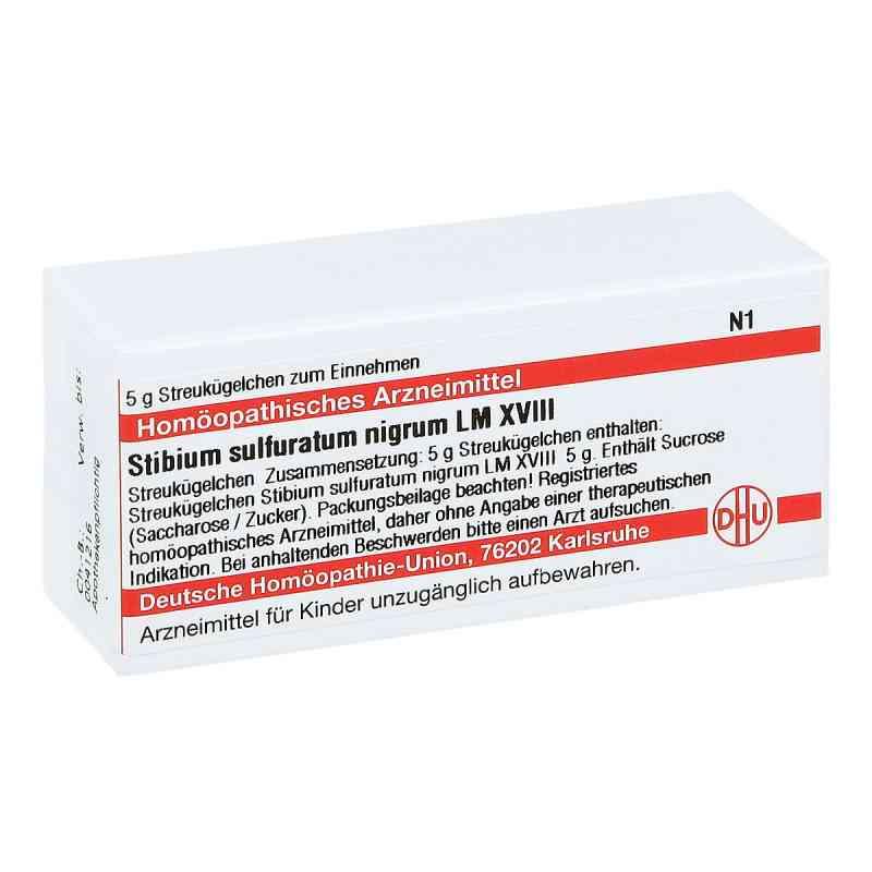 Lm Stibium Sulf.nigrum Xviii Globuli  bei apo-discounter.de bestellen