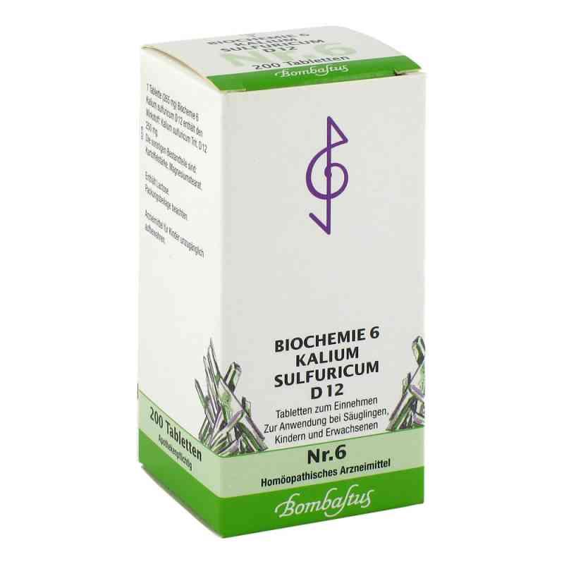 Biochemie 6 Kalium sulfuricum D12 Tabletten  bei apo-discounter.de bestellen
