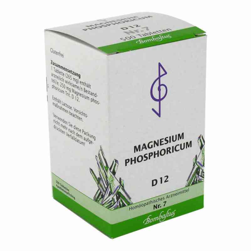 Biochemie 7 Magnesium phosphoricum D12 Tabletten  bei apo-discounter.de bestellen