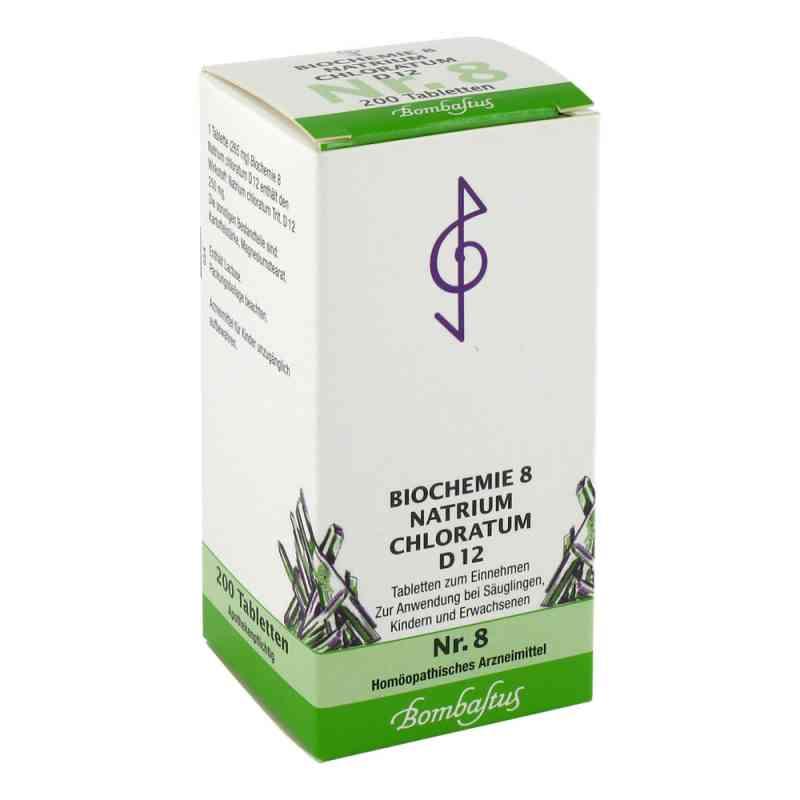 Biochemie 8 Natrium chloratum D 12 Tabletten  bei apo-discounter.de bestellen